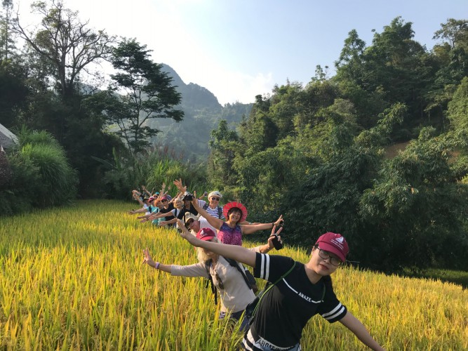 Groupe : VAR VIETNAM PASSION 17pax