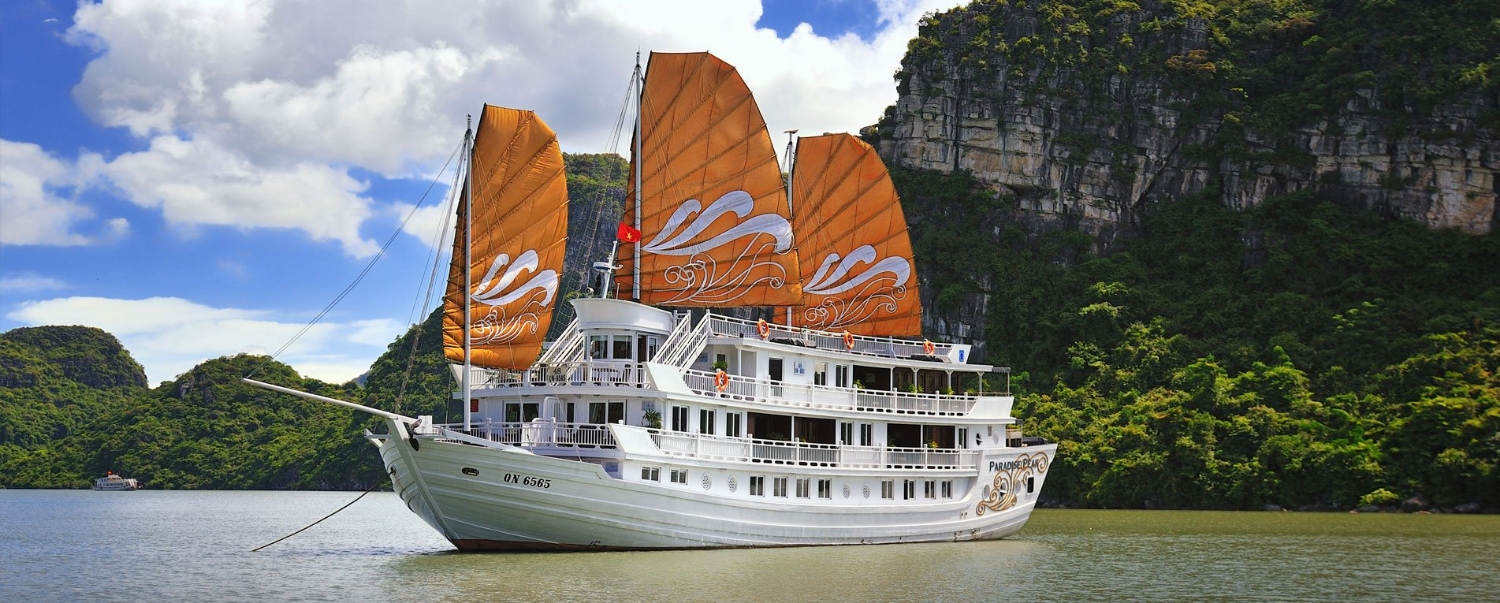 halong exclusive luxury trip
