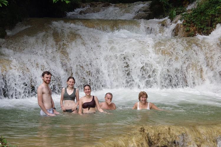 cascade de Ban Hieu